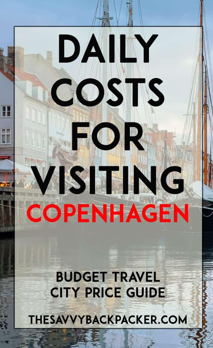 copenhagen-price-guide