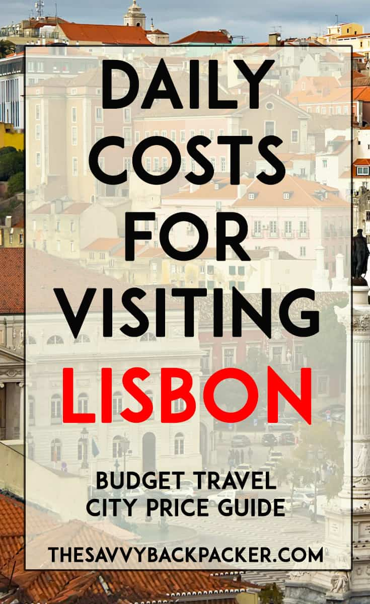 lisbon-price-guide