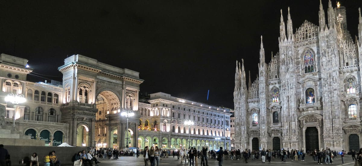 Daily Costs To Visit Milan, Italy