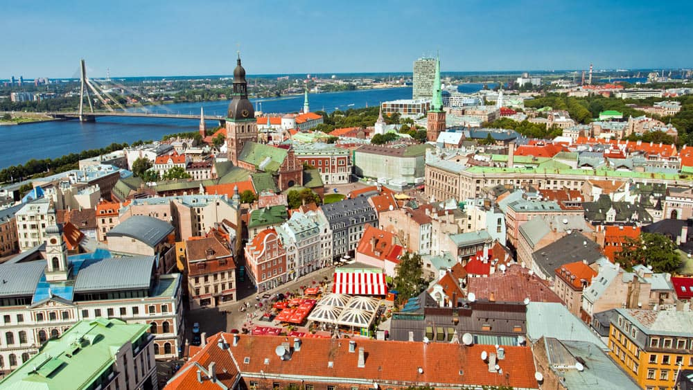 Riga Travel Prices