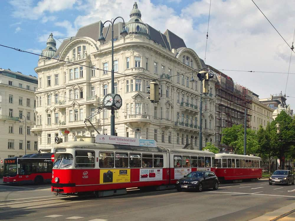 Vienna Travel Costs | Transportation Prices