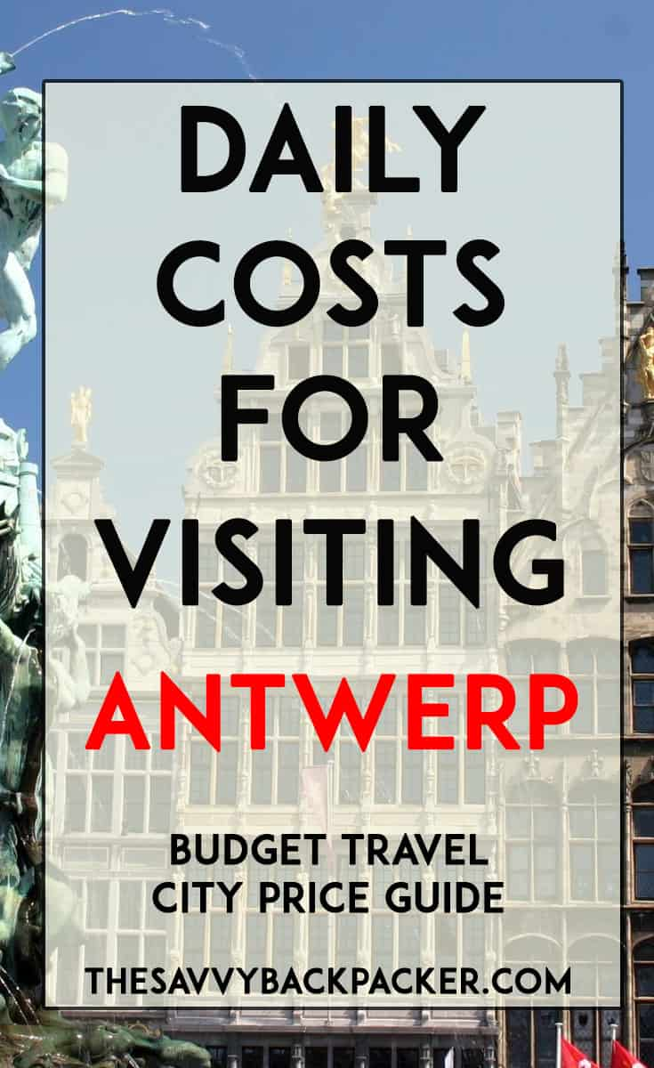 antwerp-price-guide