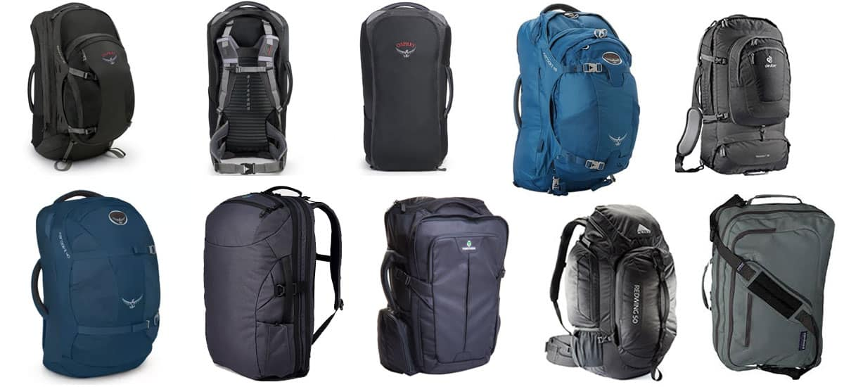 Best Travel Backpack for Europe — Our Top Picks