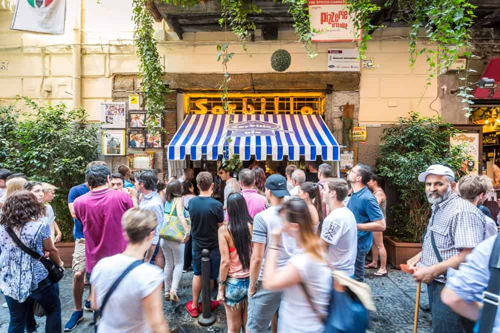 Naples Travel Costs | Food Prices