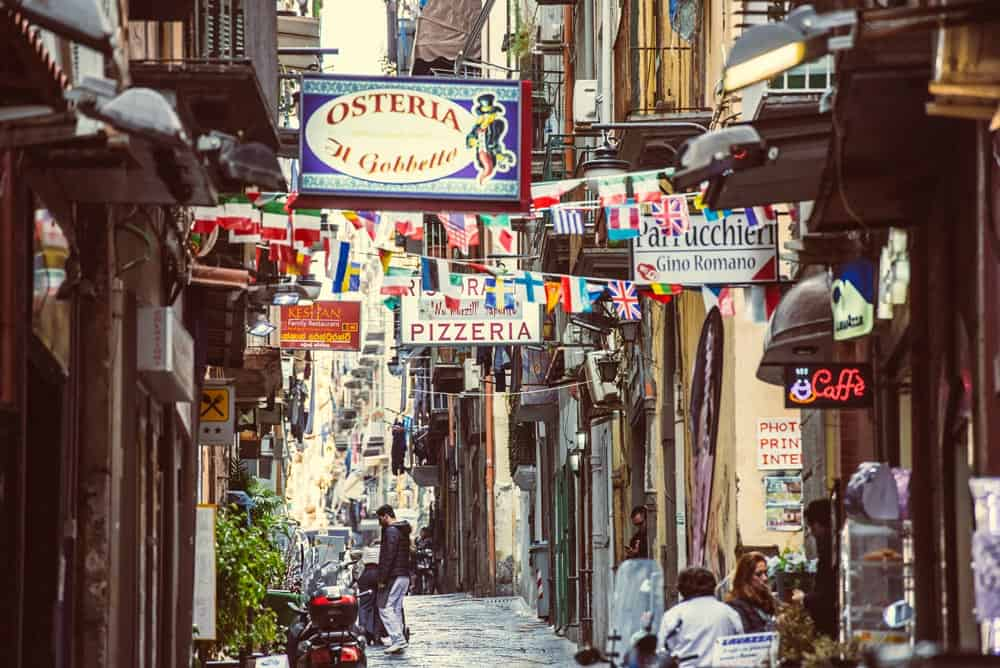 Daily Costs To Visit Naples, Italy | City Price Guide