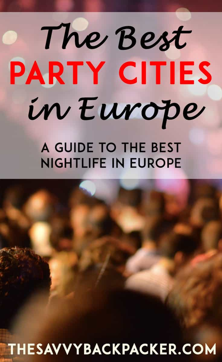 best-party-cities-europe