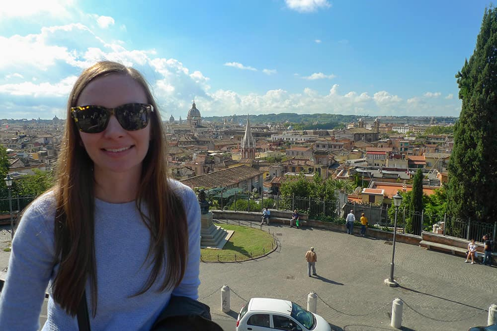 Susan in Rome - Roma Pass