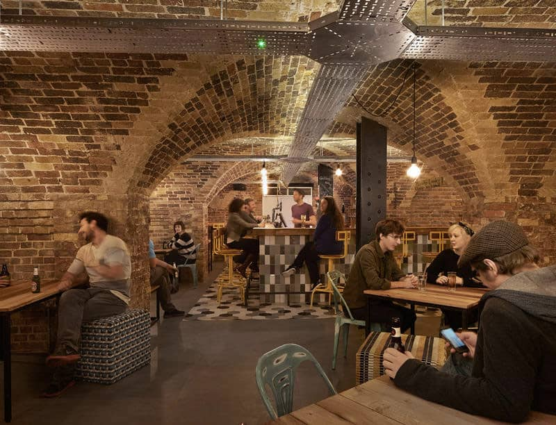 Wombats Hostel in London