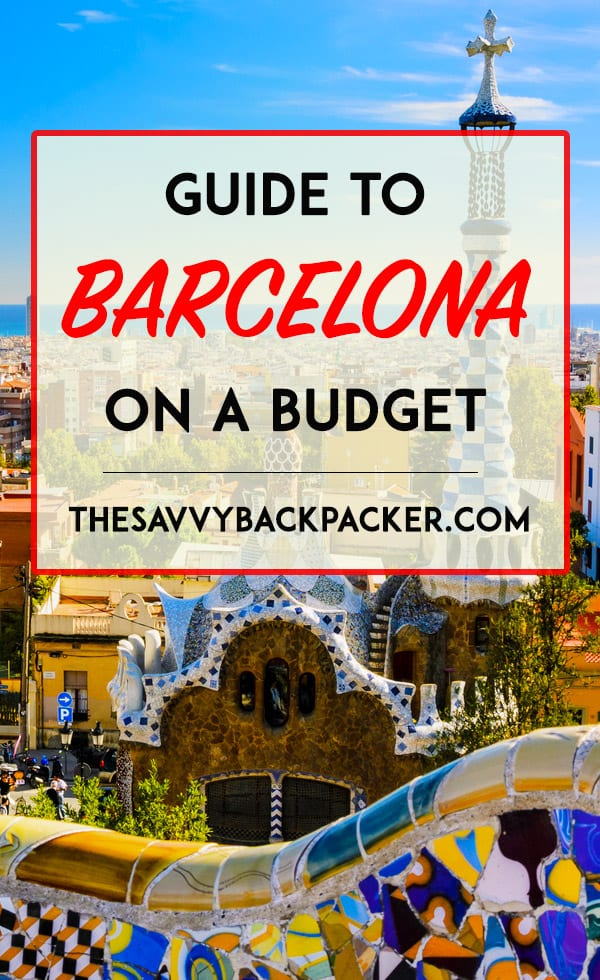 guide-to-barcelona-budget