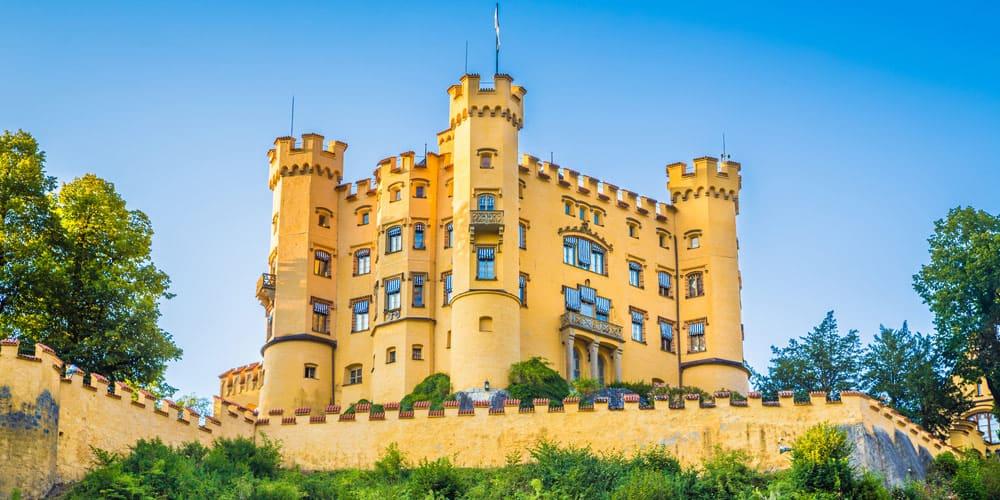 hohenschwangau-castle