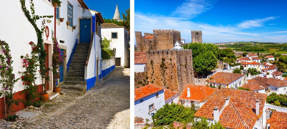 Obidos, Portugal Day trip Lisbon