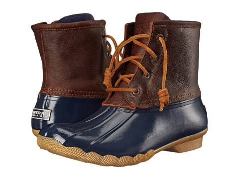 Sperry waterproof boots
