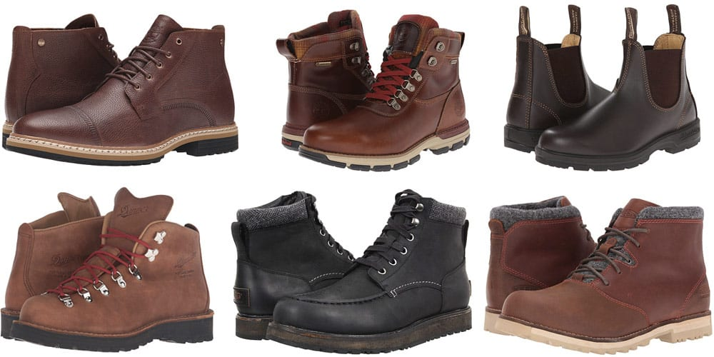 01927417b5e33 Best Waterproof Boots for Men | Stylish and Comfortable Boots for Travel