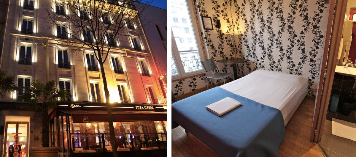 Best hostels in Paris - Oops