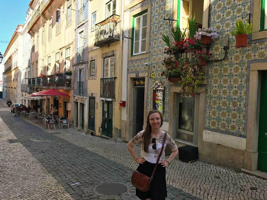 Visiting Lisbon, Portugal