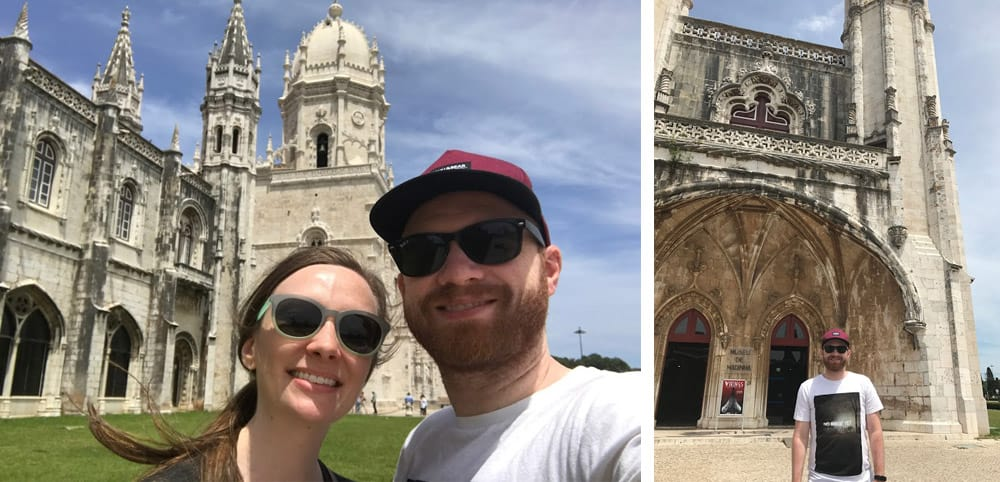 Lisbon traveling