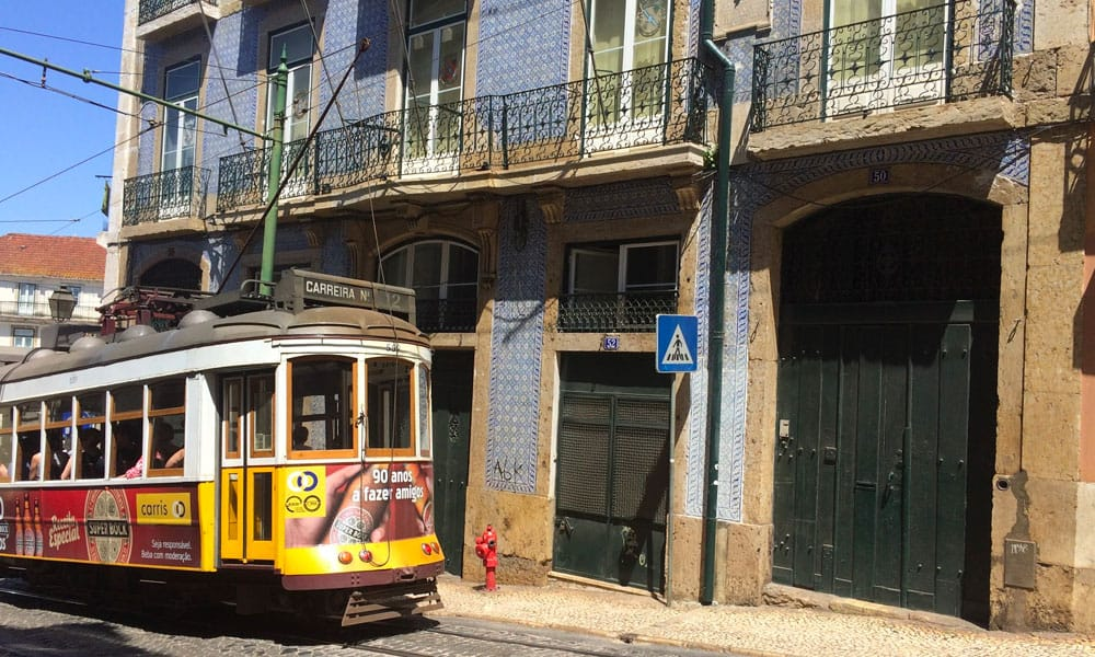 Lisbon Travel Costs | Transportation Prices