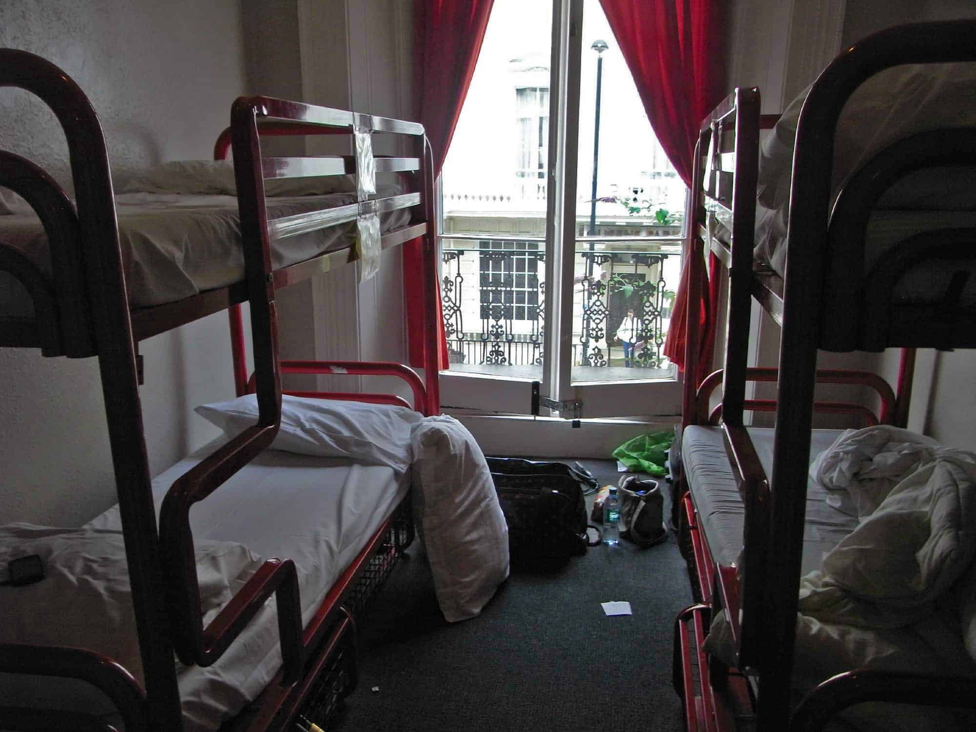 Best London Hostels - Astor Queensway