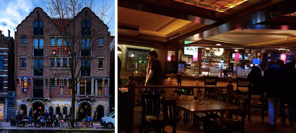 Best Amsterdam Hostels - Bulldog