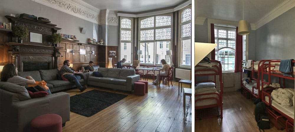Best london hostels - Astor Hyde Park