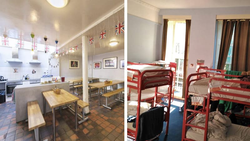 best london hostels - astor london