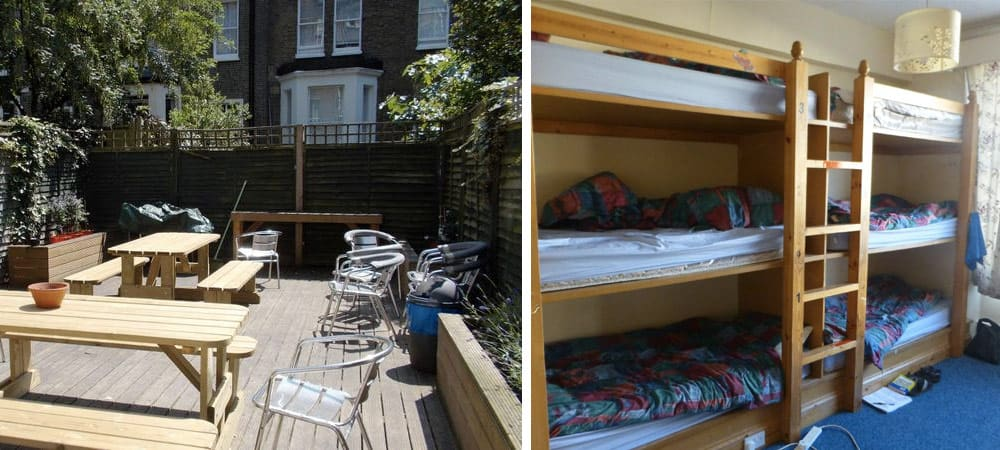 Best Hostels in London - Barmy