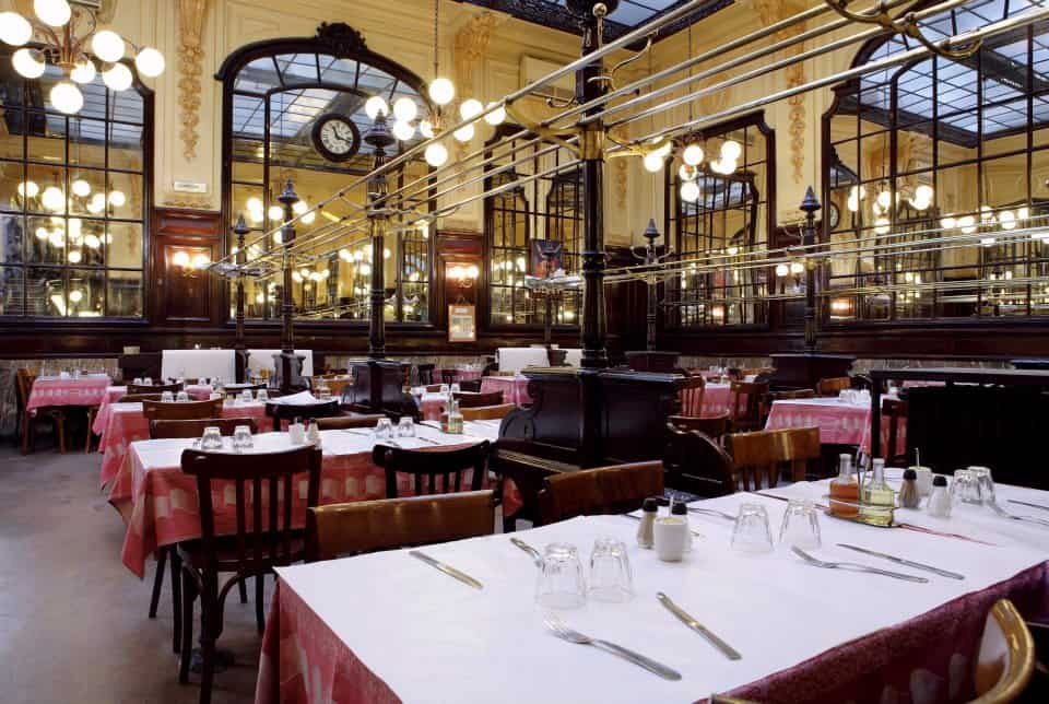 Chartier cheap Paris eats