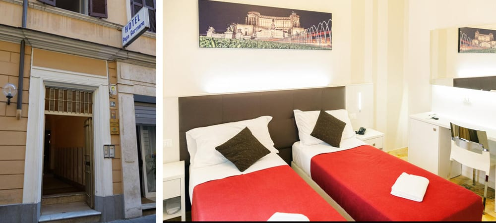 Papa Germano - Best Hostels Rome