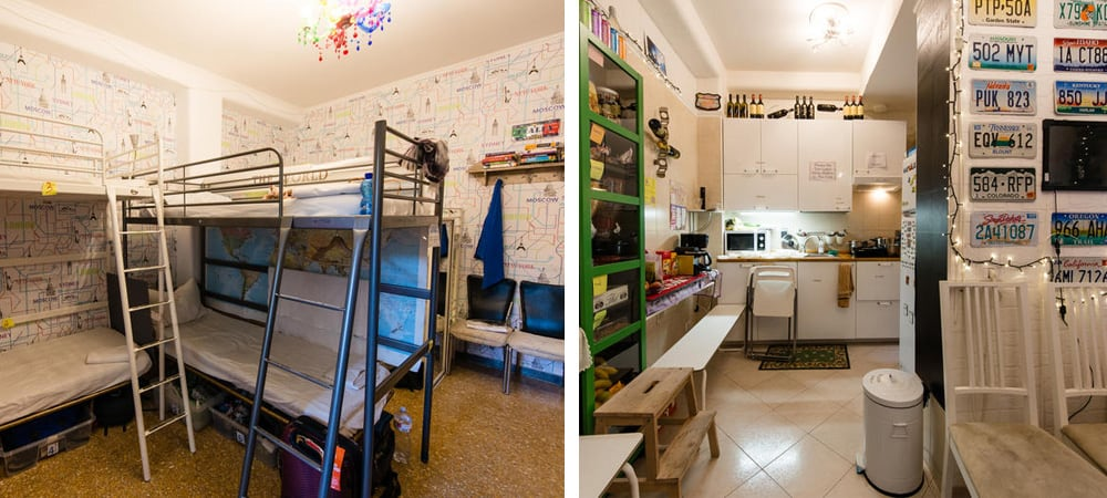 Best hostels Rome - Rome Dream