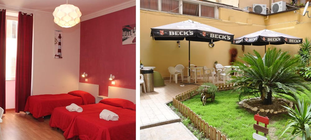 Freedom Traveler - Best Hostels in Rome