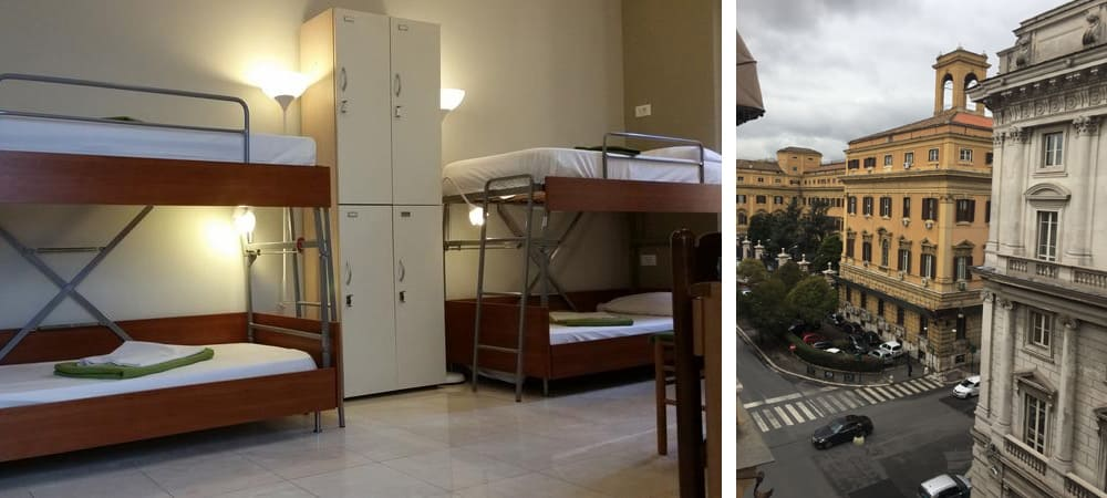 Best Hostels in Rome - Mosaic Hostel