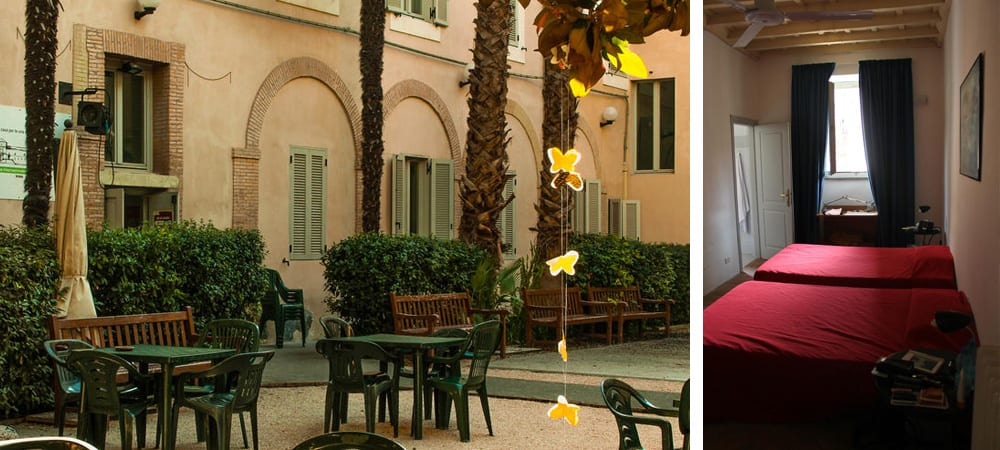 Best Hostels Rome - Orsa_Maggiore