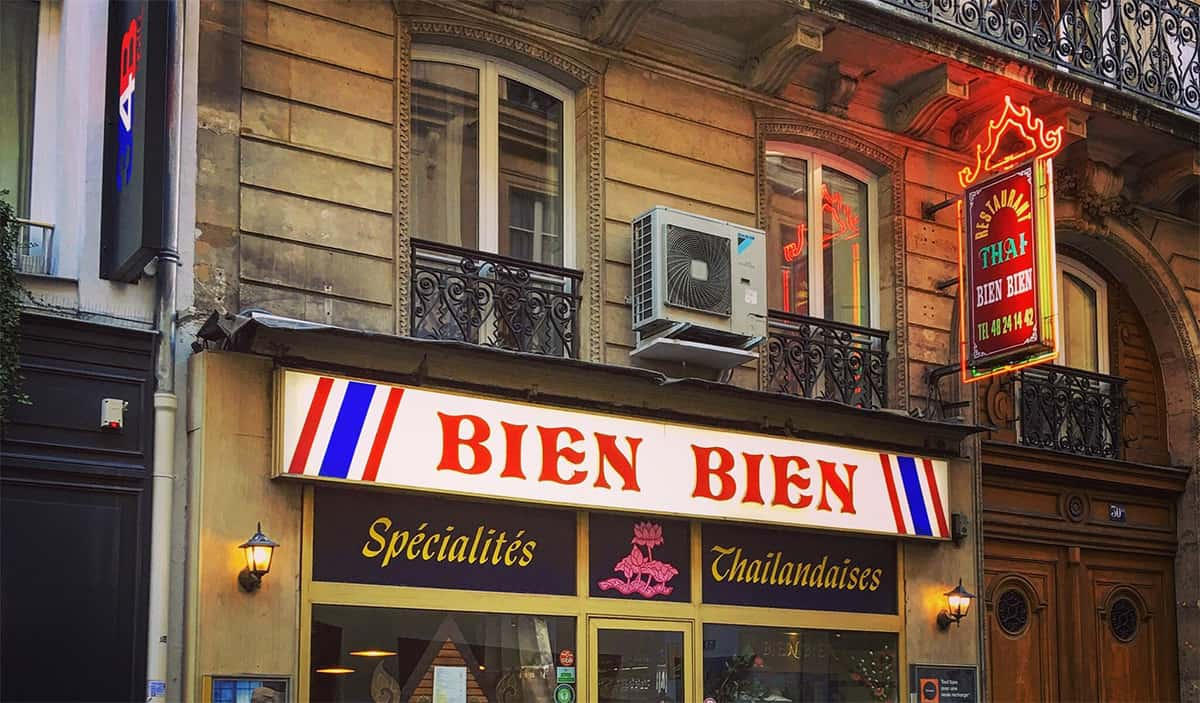 Bien Bien Paris Cheap Restaurants
