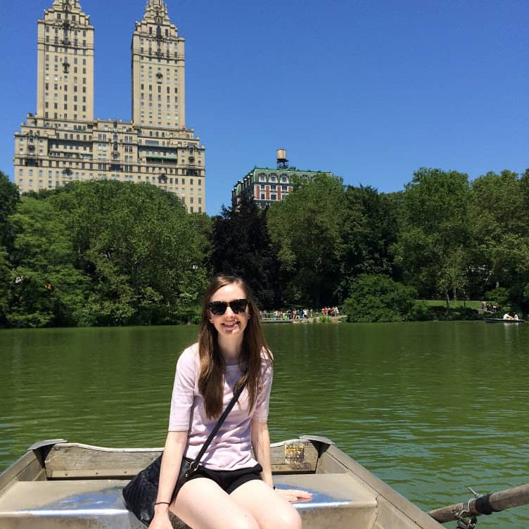 New York Pass Review - Boat
