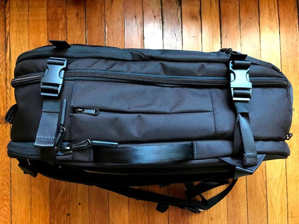 aer pack hand straps