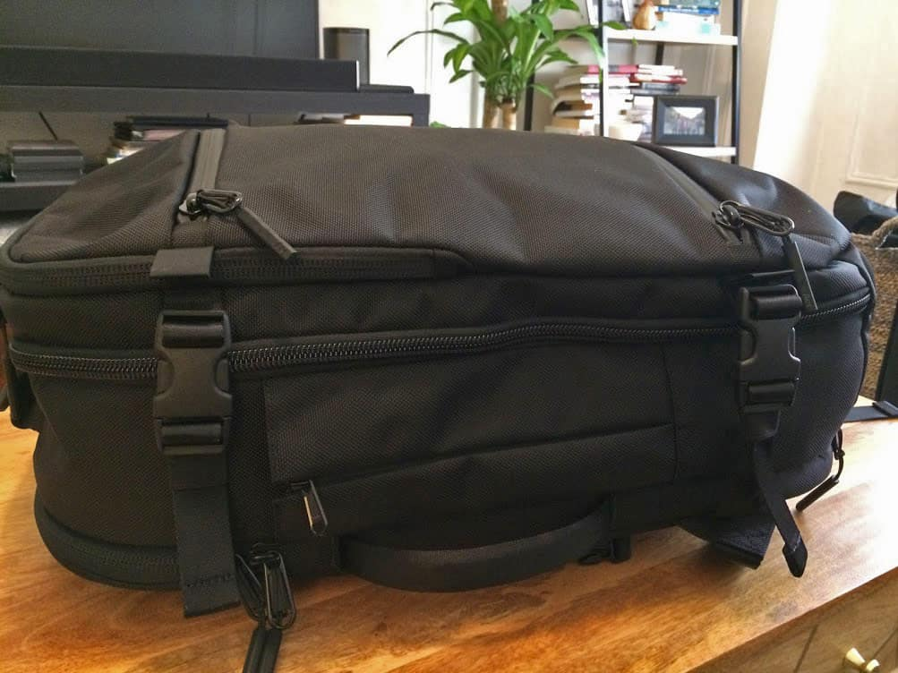 Aer Backpack Review - quality