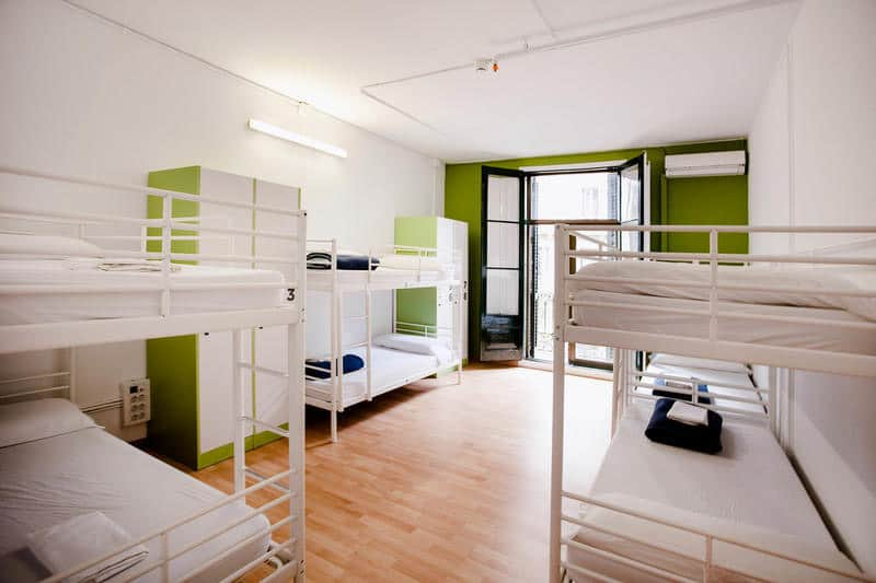 Best hostels in Barcelona - alberg