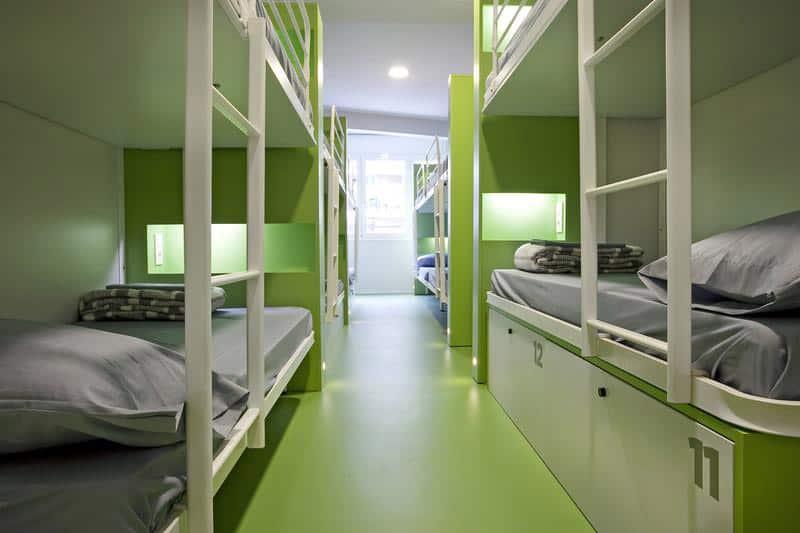 Best hostels in Barcelona - Sagrata famalia