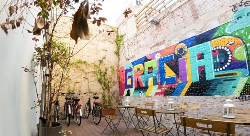 Best hostes Barcelona - Gracia