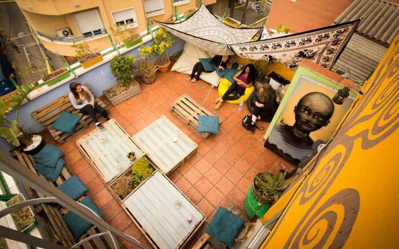 best hostels Barcelona - Sants