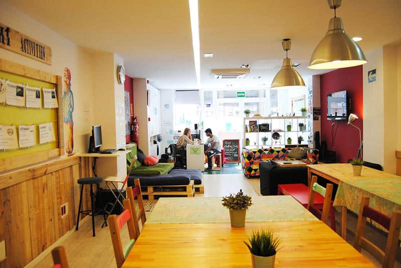 best hostels in Barcelona - Hostel One Ramblas