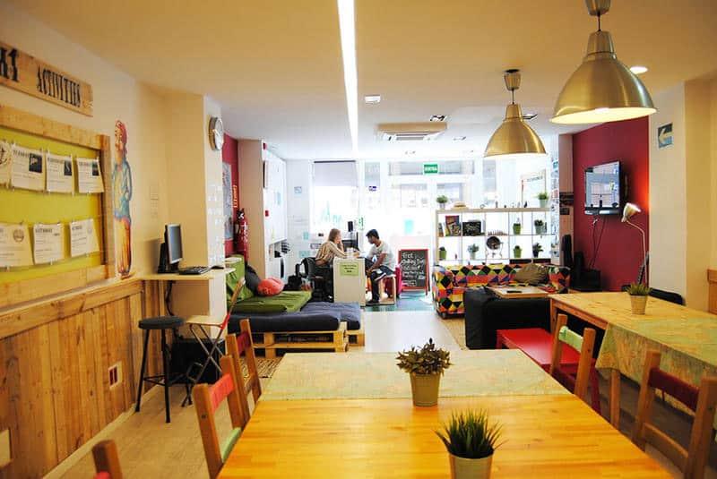 best hostels in Barcelona - Hostel One Ramblas