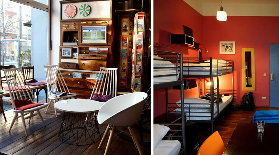 Best hostel in Berlin - Circus Hostel