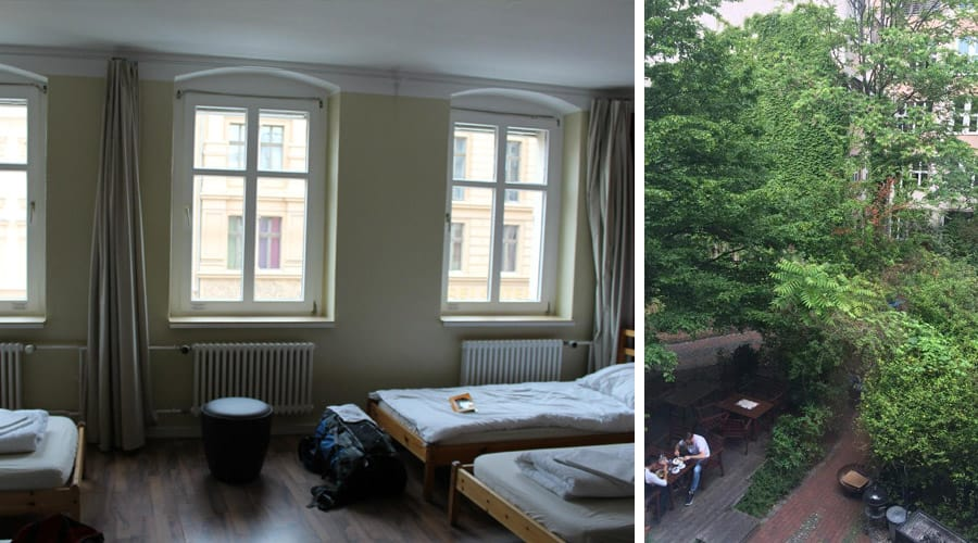 Best Berlin Hostels - EastSeven Hostel