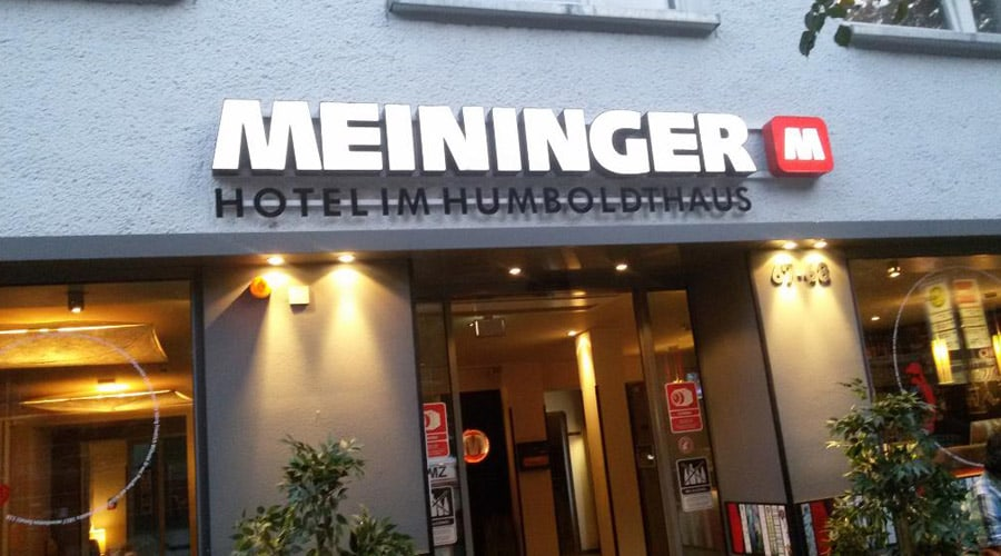 Best hostels in Berlin - MEININGER