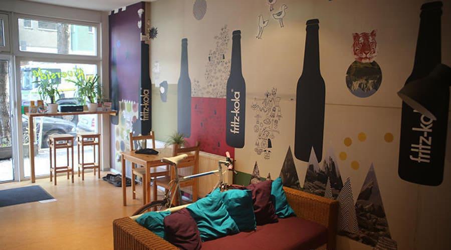 Berlin's Best Hostels - Riverside Lodge