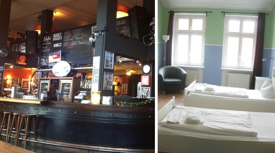 Best Hostels in Berlin - St. Christophers