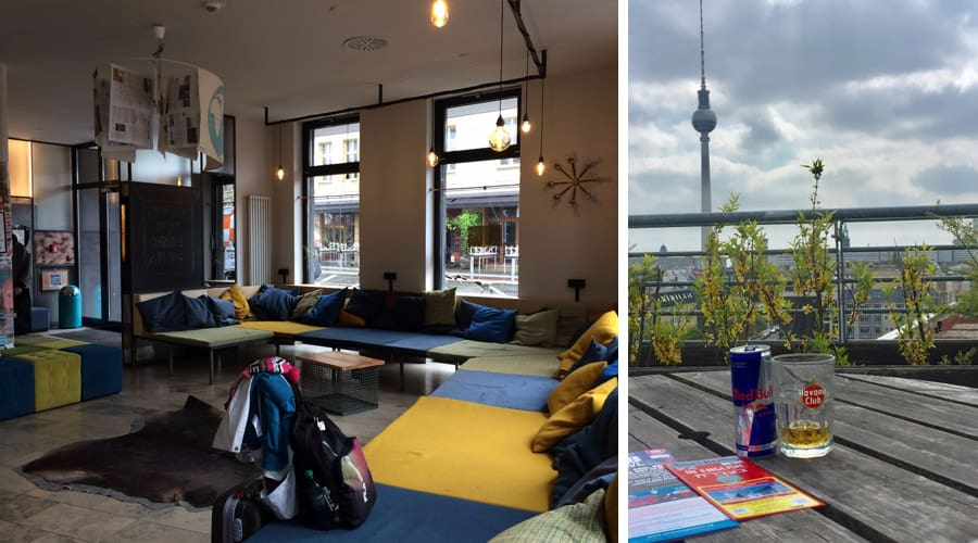 Best Hostels in Berlin - Wombats Berlin