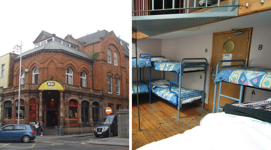 Best Hostels in Dublin - Avalon House Hostel