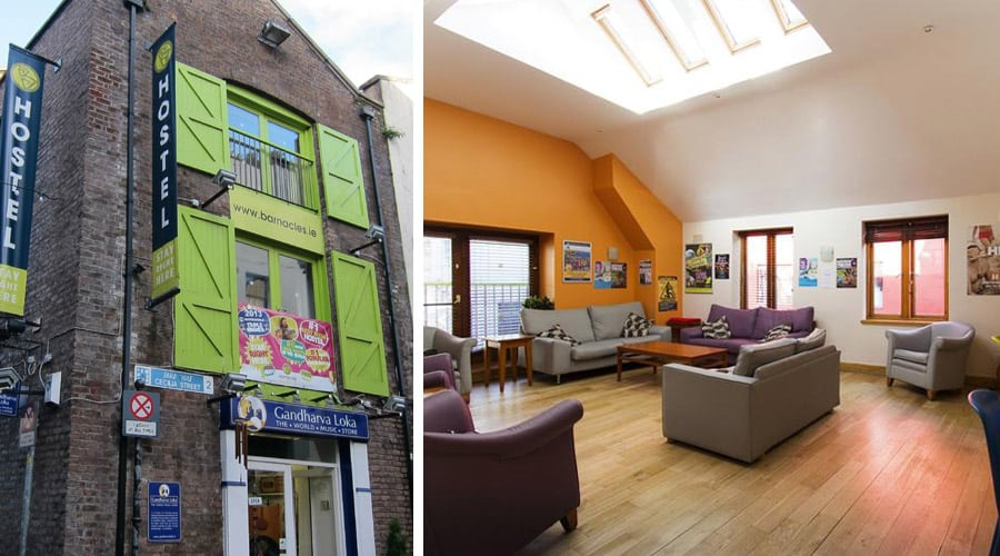 Best Hostels in Dublin - Barnacles